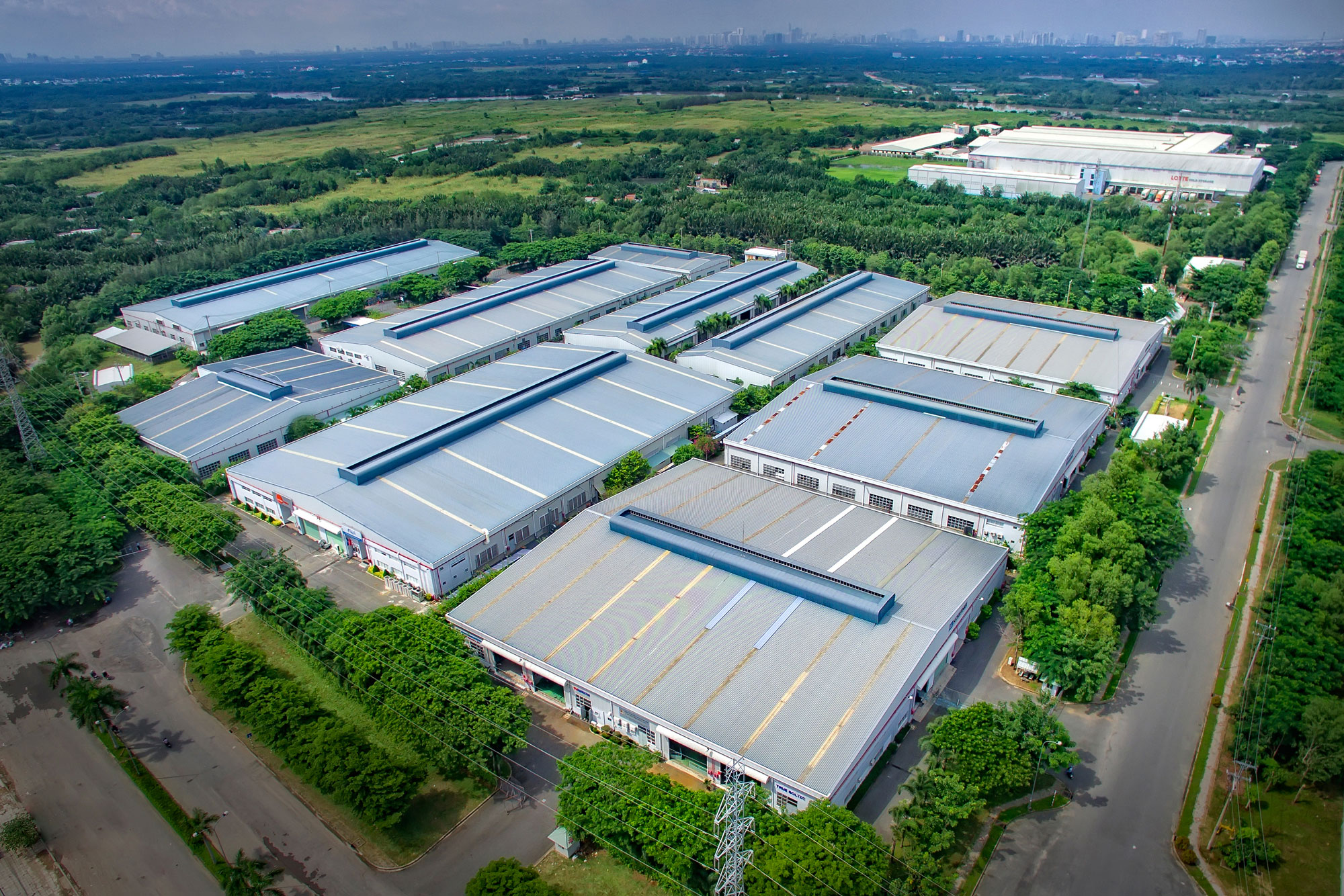 Khu công nghiệp Từ Liêm tuyển dụng 2019