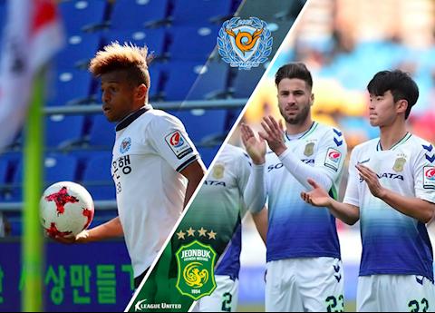 Nhận định kèo cá cược giữa Jeonbuk vs Daegu