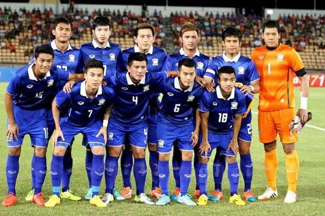 Thái Lan vô địch Seagame 16 lần tính tới thời điểm hiện tại