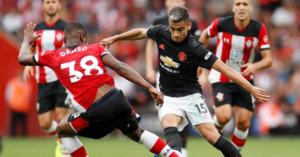 Southampton vs Manchester United đã có sự đối đầu trước đó vào ngày 14/7