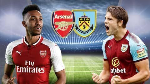 Nhận định trận đấu giữa Arsenal với Burnley
