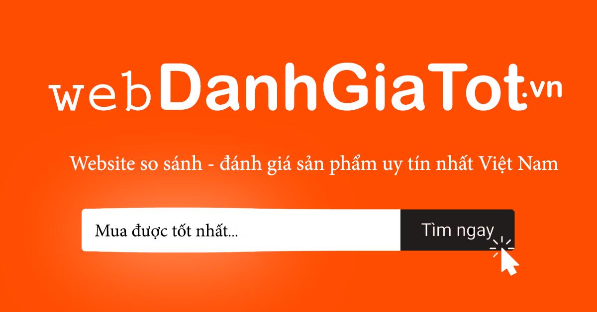 Danhgiatot.vn là website chuyên cập nhật các thông tin về sản phẩm dịch vụ và đơn vị cung cấp để chia sẻ tới người tiêu dùng